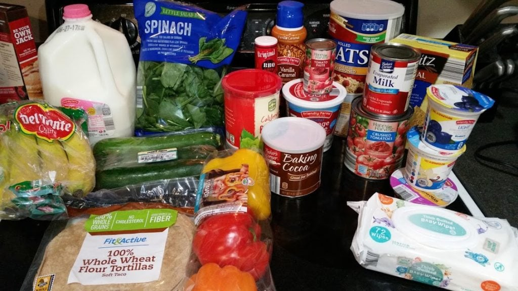 Meal plan, grocery list, and coupon deals for 6-19-17. Want to know what a family of 3 eats for $75 a week? Check back every Monday!