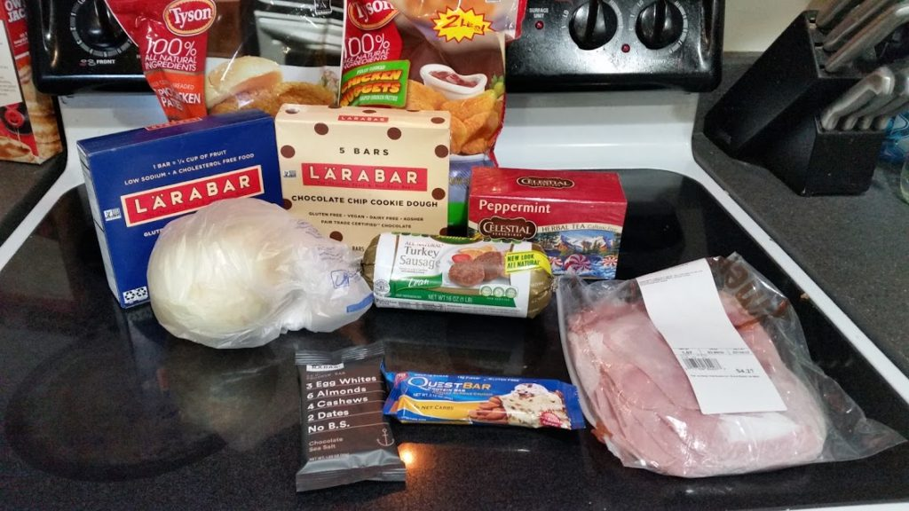Meal plan, grocery list, and coupon deals for 7-17-17. Want to know what a family of 3 eats for $75 a week? Check back every Monday!