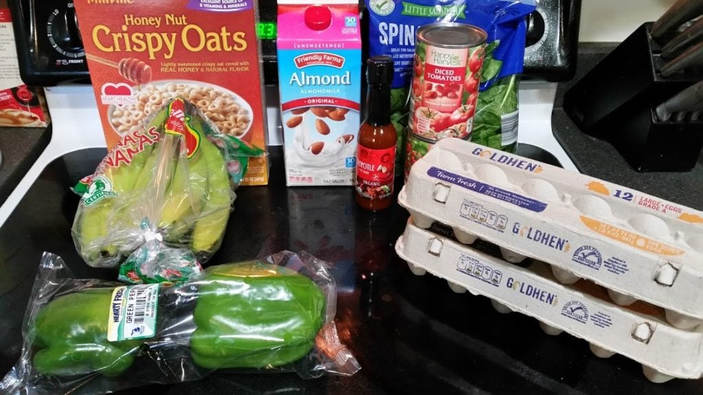 Meal plan, grocery list, and coupon deals for 8-14-17. Want to know what a family of 3 eats for $75 a week? Check back every Monday!