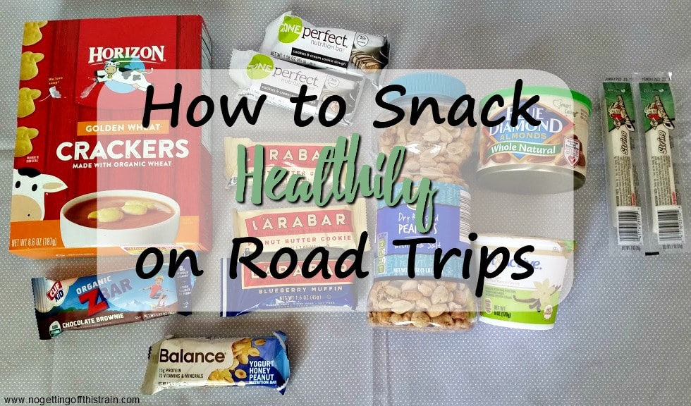 How to Snack Healthily on Road Trips