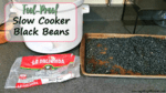 Fool-Proof Slow Cooker Black Beans