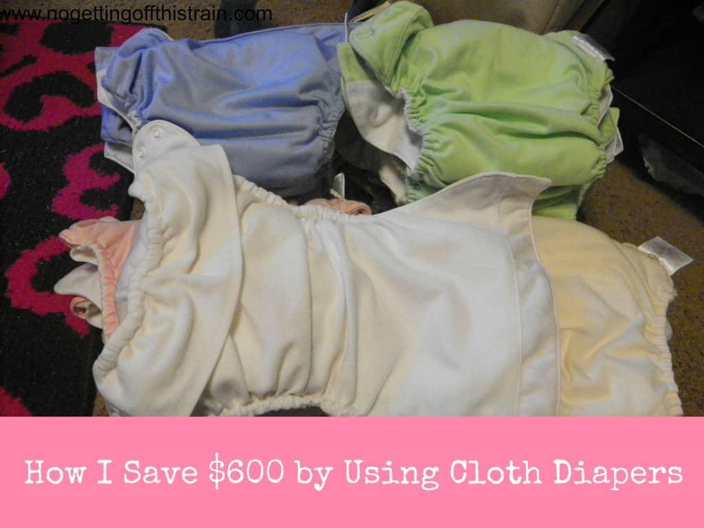 Cloth Diaper title