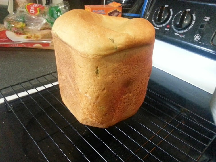 Jalapeno Cheese Bread 3