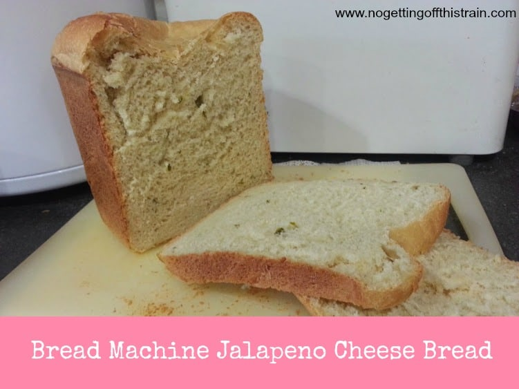 Jalapeno cheese bread title
