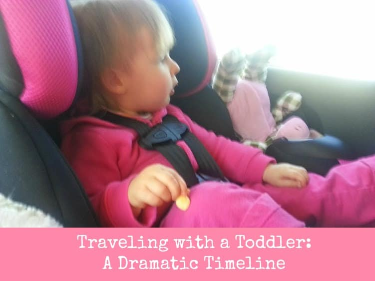 Traveling with toddler
