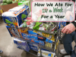 How We Ate for $37 a Week for a Year