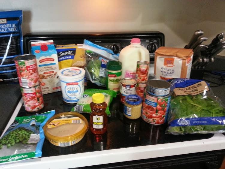 Weekly Shopping and Menu 5/31- Aldi