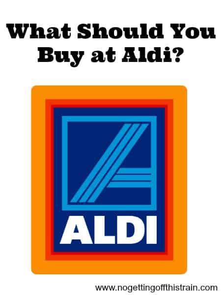 What Should You Buy at Aldi?