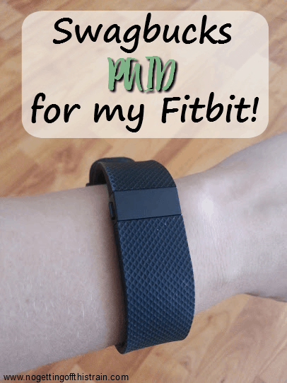 Swagbucks Paid for My Fitbit