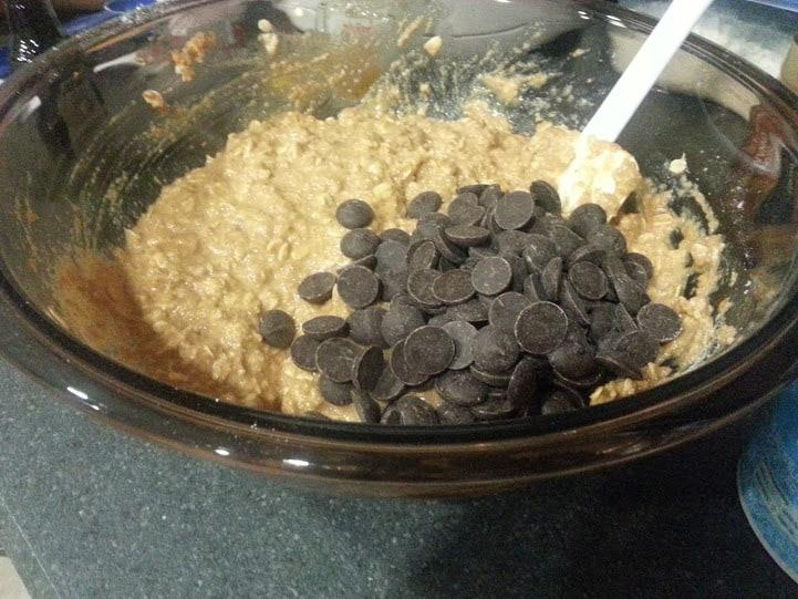 pumpkin oat muffins 4