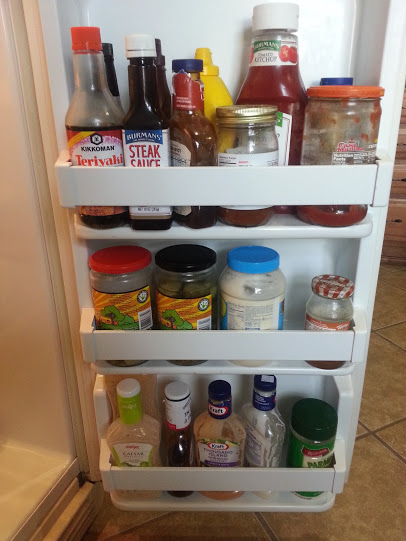 When's the last time you cleaned your fridge? www.nogettingoffthistrain.com