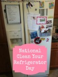 Clean Your Refrigerator Day