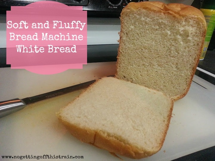 Homemade Bread Day- Bread Machine White Bread