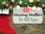 40 Stocking Stuffers For All Ages