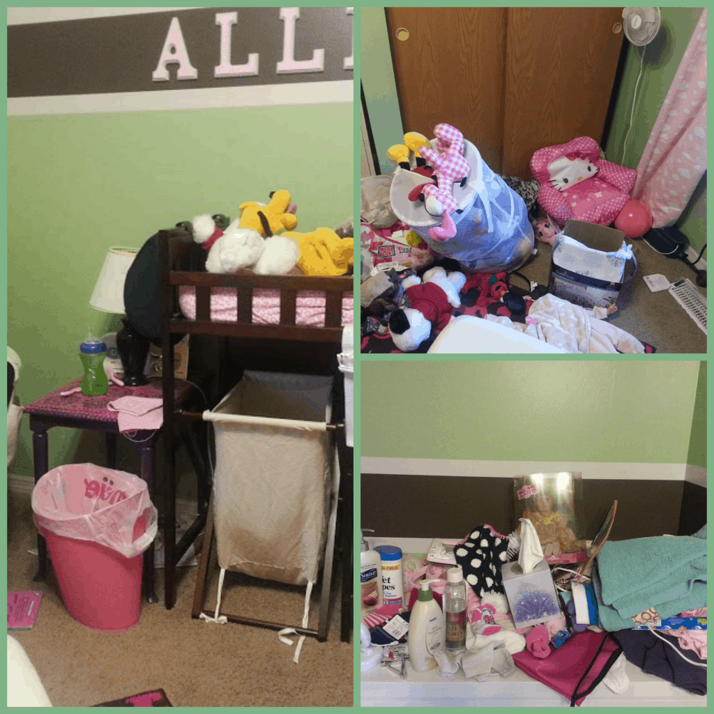 The new year is a great time to organize your home! De-clutter and relax knowing that your home is more in order! Week 2: Bedroom and Kids' Room. www.nogettingoffthistrain.com