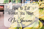 How to Eat When You Have No Income
