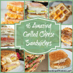 16 Amazing Grilled Cheese Sandwiches