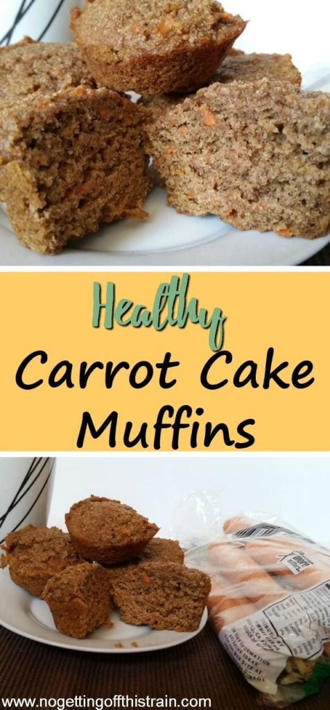 Healthy Carrot Cake Muffin Recipes