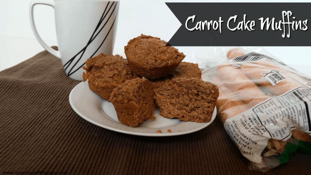Modified Carrot Cake Recipe