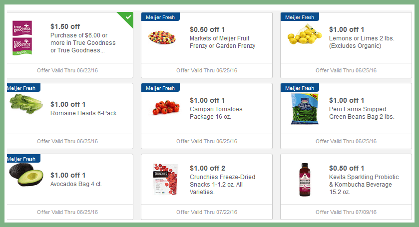 Is it possible to eat healthy with coupons? Here are 3 ways to save money while eating good, healthy food! www.nogettingoffthistrain.com