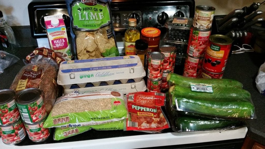 Want to see what a family of 3 eats for $75 a week? Check back every Monday for a full shopping list and recipes! www.nogettingoffthistrain.com