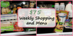I'm INCREASING My Grocery Budget! Weekly Shopping and Menu 8-15-16