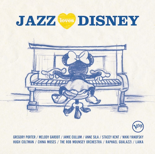 Jazz Loves Disney- an album for all ages. www.nogettingoffthistrain.com
