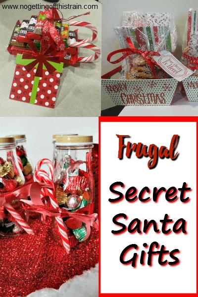 Frugal Secret Santa Gifts