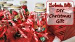 Starbucks Bottle DIY Christmas Gift
