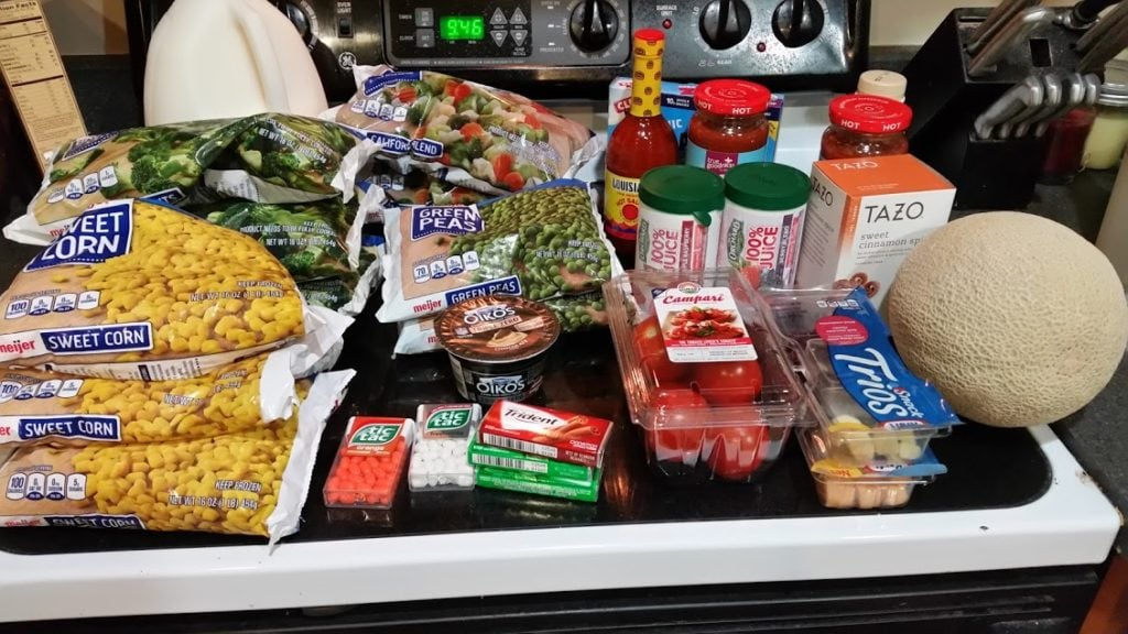 Meal plan, grocery list, and coupon deals for 3-20-17. Want to know what a family of 3 eats for $75 a week? Check back every Monday!