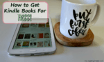 How to Get Kindle Books for FREE!