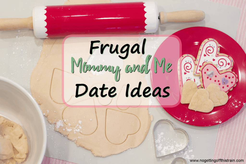 Taking your children on a date doesn't have to be expensive! Here are some simple and frugal Mommy and Me date ideas to try this week.