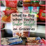 What to Buy When You're Under Budget on Groceries