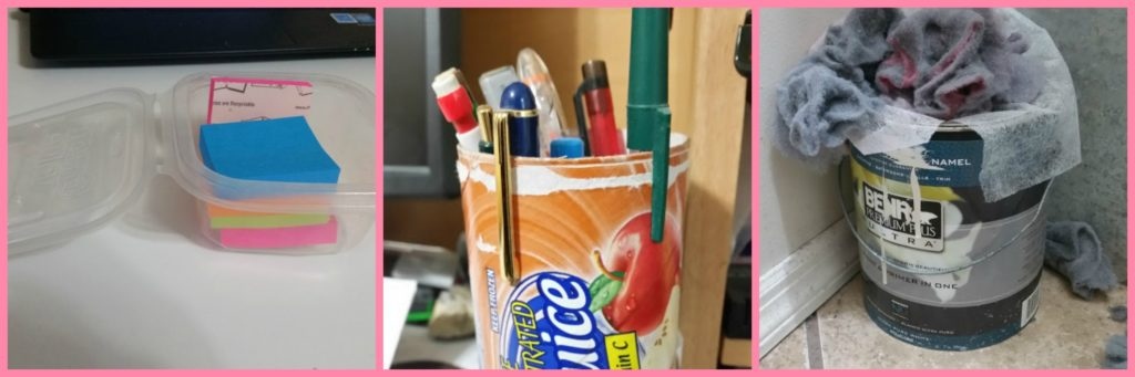 Instead of throwing out items you think are junk, why not try to re-purpose them? Here are some strange items you can actually re-purpose!