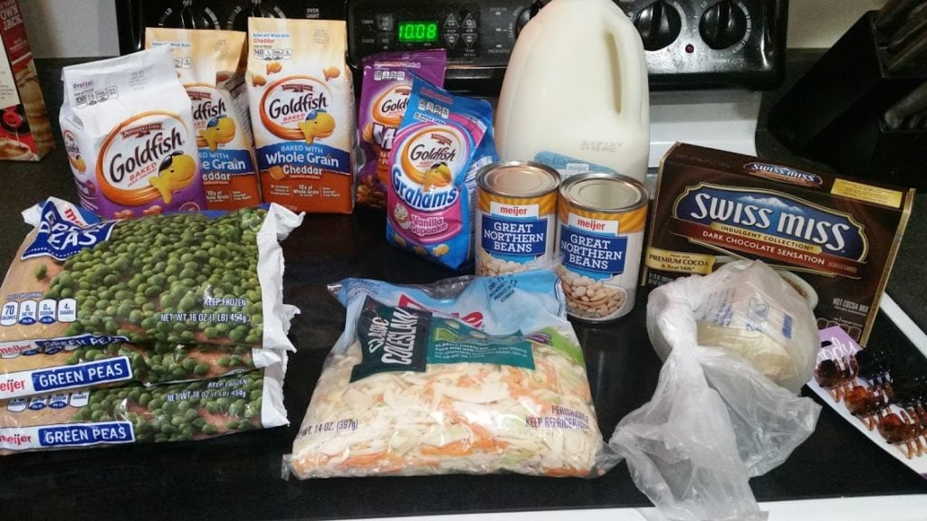 Meal plan, grocery list, and coupon deals for 9-11-17. Want to know what a family of 3 eats for $75 a week? Check back every Monday!
