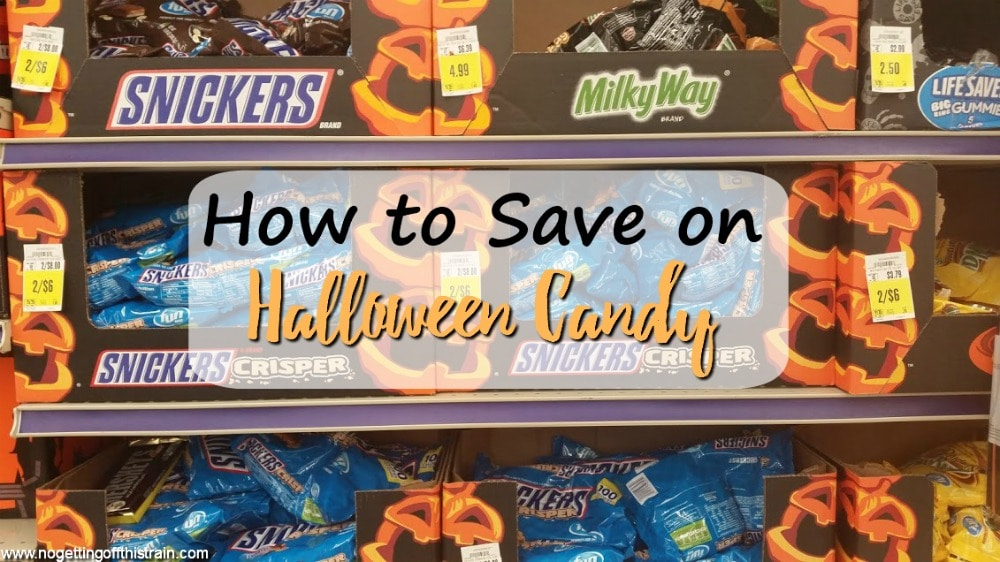 How to Save on Halloween Candy