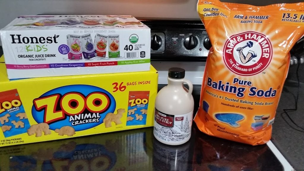 Meal plan, grocery list, and coupon deals for 10-16-17. Want to know what a family of 3 eats for $75 a week? Check back every Monday!