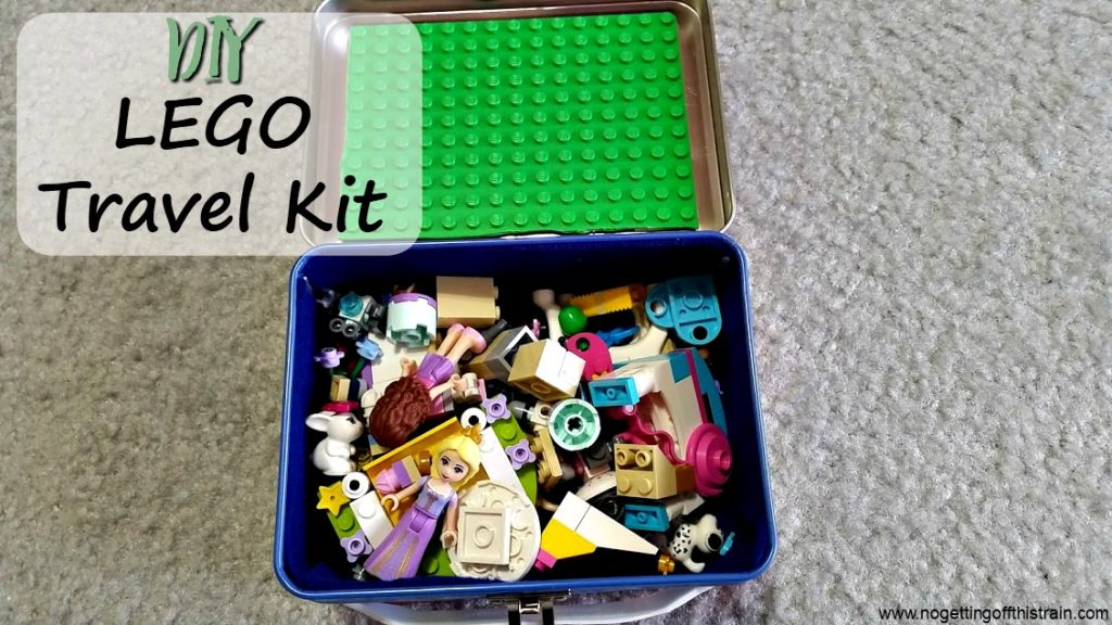 DIY Lego Travel Kit