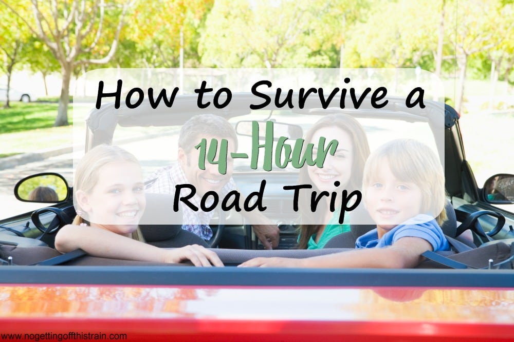 How to Survive a 14-Hour Road Trip