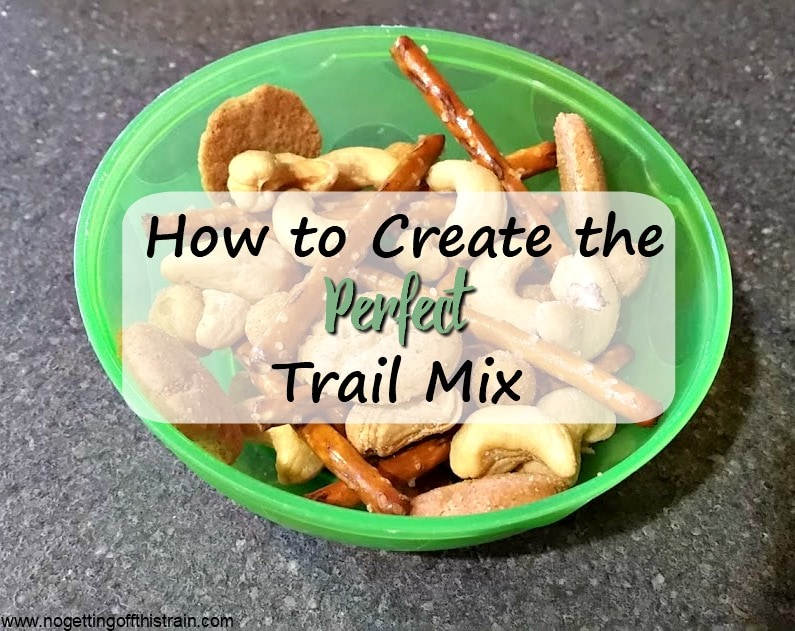 Trail mix can be a frugal and filling snack! Here's how to make trail mix based on your needs and what's already in your pantry!