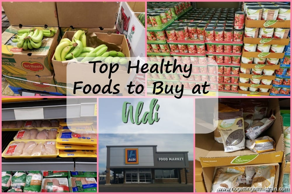 Top Healthy Foods to Buy at Aldi