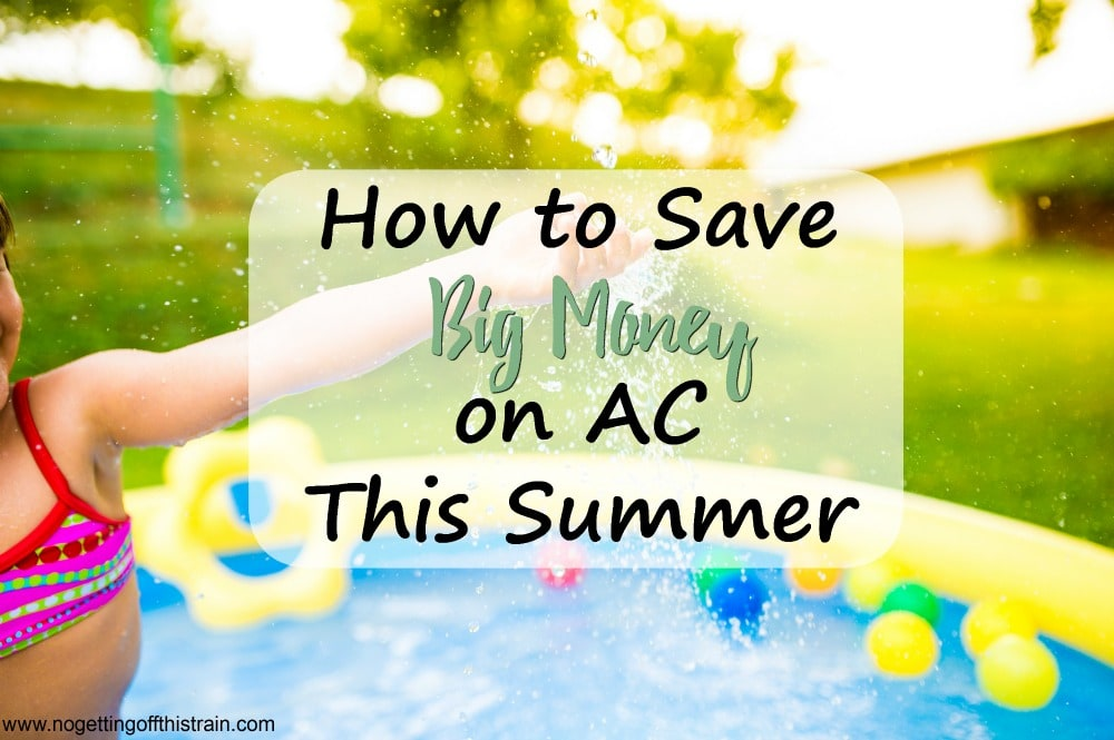 If you hate paying high electricity bills in Summer, here are some ways to save money on your AC and still keep cool this season!