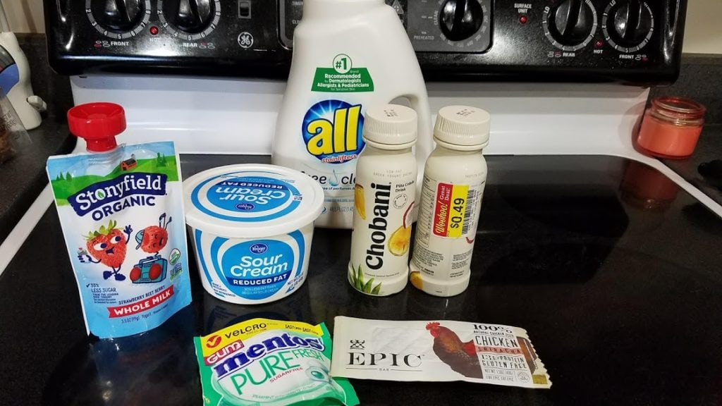 Can you eat for $30 a week? Look at this family of 3's temporary low grocery budget with a grocery list, menu, and frugal recipes! Week of: 9-17-18.
