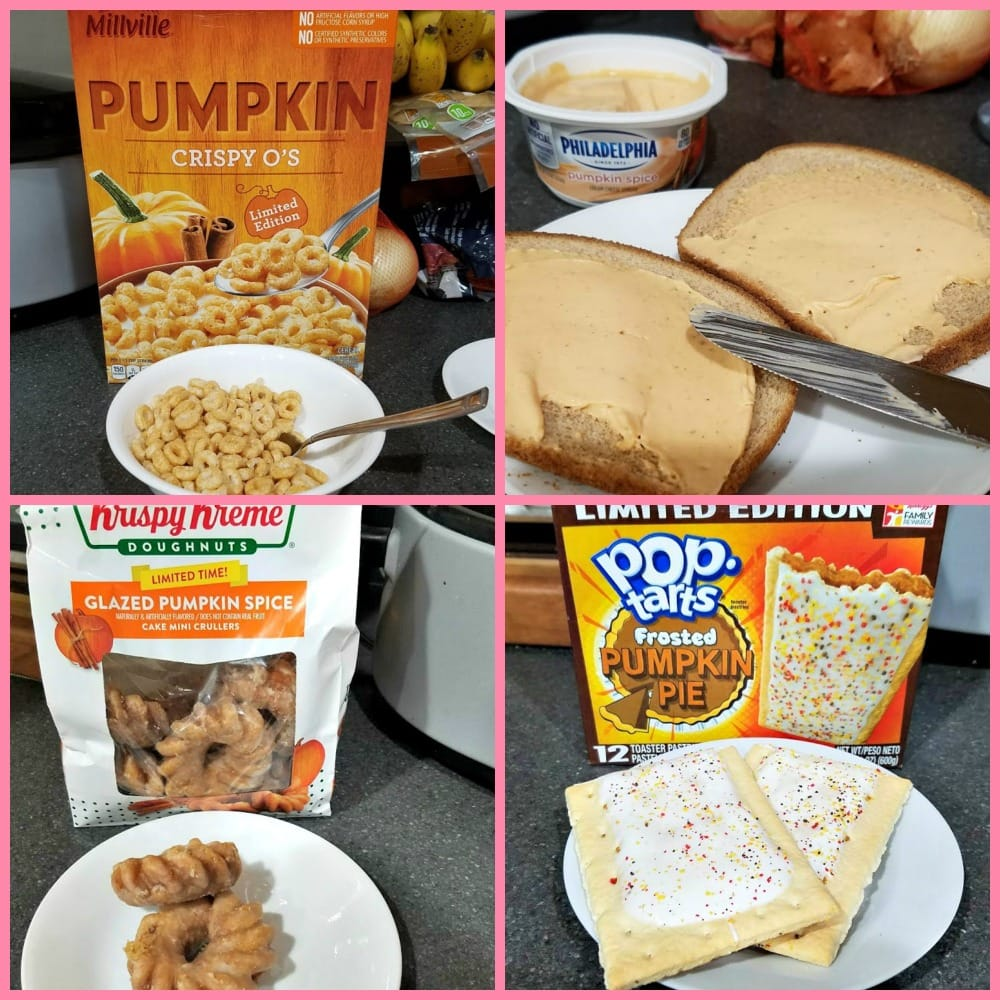 It's pumpkin season! Looking for the best pumpkin foods to try this fall? Check out these top pumpkin spice items of 2018!