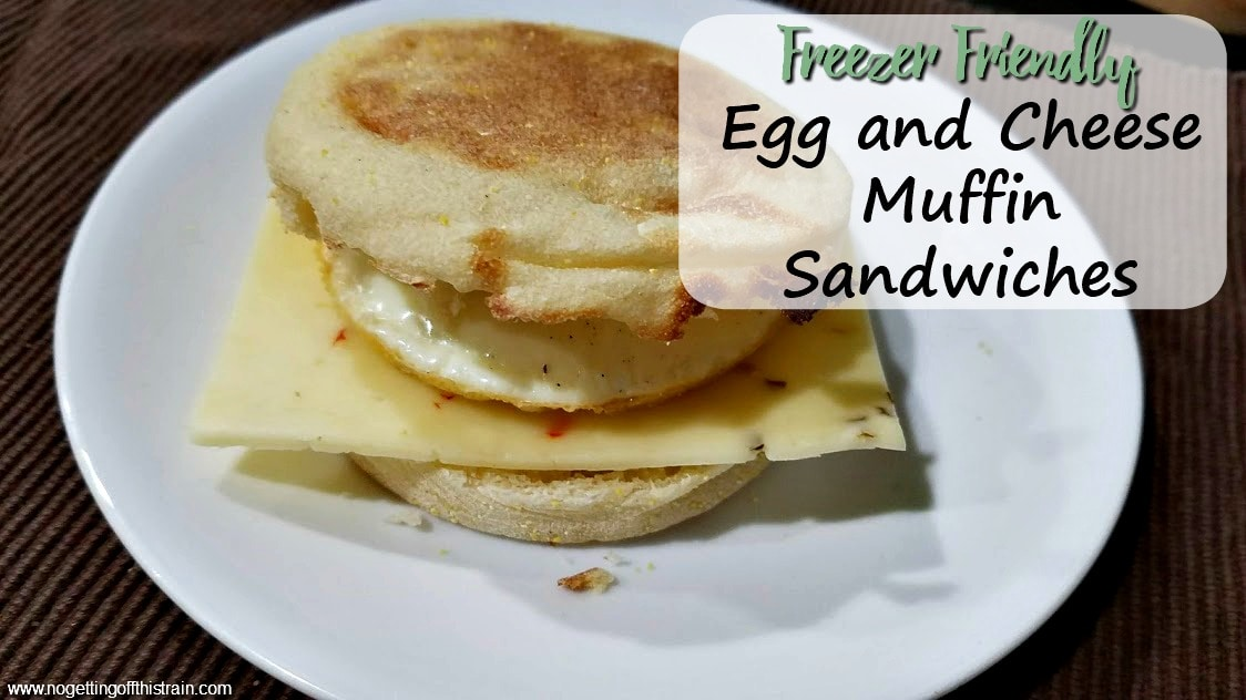 Egg and Cheese Muffin Sandwiches