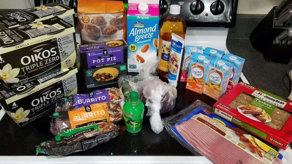 Meal plan, grocery list, and coupon deals for 12-31-18. Want to know what a family of 3 eats for $75 a week? Check back every Monday!