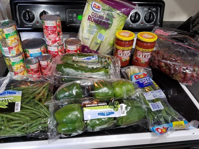 Meal plan, grocery list, and coupon deals for 1-21-19. Want to know what a family of 3 eats for $75 a week? Check back every Monday!