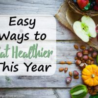 Easy Ways to Eat Healthier This Year