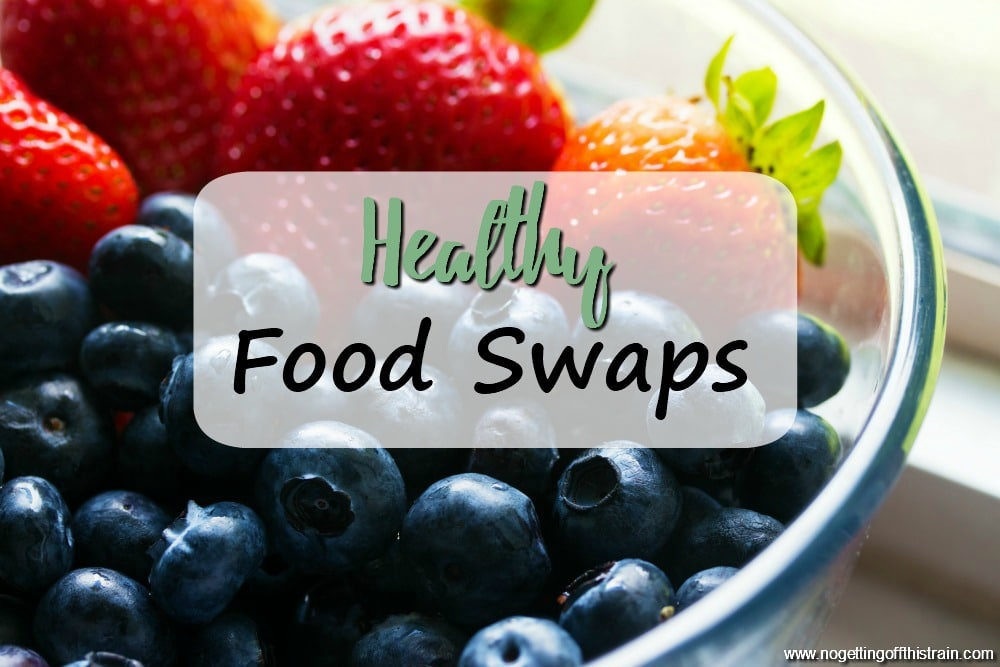 Trying to eat healthier this year? Here are some healthy food swaps you can make that taste amazing but are still good for you!