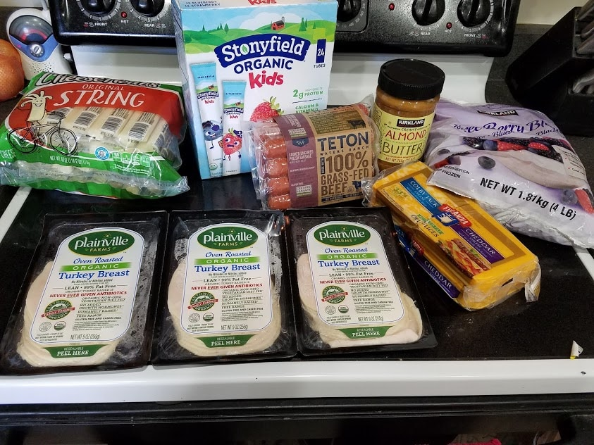 Meal plan, grocery list, and coupon deals for 2-11-19. Want to know what a family of 3 eats for $75 a week? Check back every Monday!